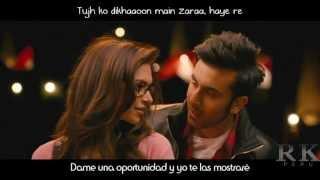 Subhanallah - Yeh Jawaani Hai Deewani - subtitles in spanish