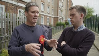 Owen Jones meets Keir Starmer   'Brexit is an opportunity for sensible immigration rules'