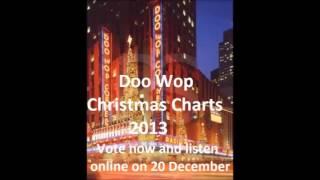 DOO WOP CHRISTMAS CHART VOTING 2013 #39: Debbie & The Darnells - Santa Teach Me To Dance