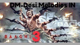 Bagi 3 Official teaser-Tiger Shroff
