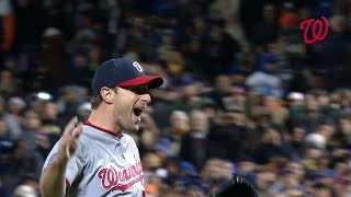 WSH@NYM: Scherzer fires second no-hitter of season