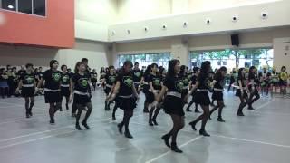 Singapore Dance Fit - Chilli Cha Cha