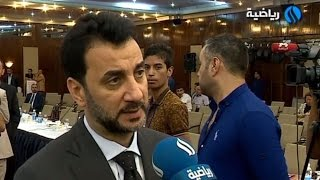 وزير الشباب :- نادي اسباني طلب العب مع العراق في البصره