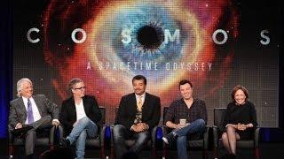 Cosmos Panel QA Featuring Seth MacFarlane, Neil Degrasse Tyson, Ann Druyan | DevoutNone