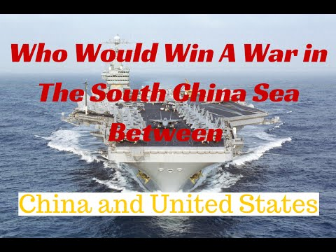 watch South China Sea ... USA versus China in a War From the Philippines
