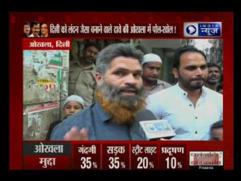 MCD elections 2017 ground report on Okhla and Babarpur