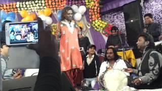 sabar koti n sardool sikander in jagran (Sabar koti live jagran in Khanna) chirhiya bolldiya..