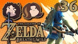 Breath of the Wild: Dumbest Death - PART 36 - Game Grumps