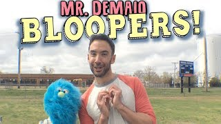 Mr. DeMaio Bloopers!