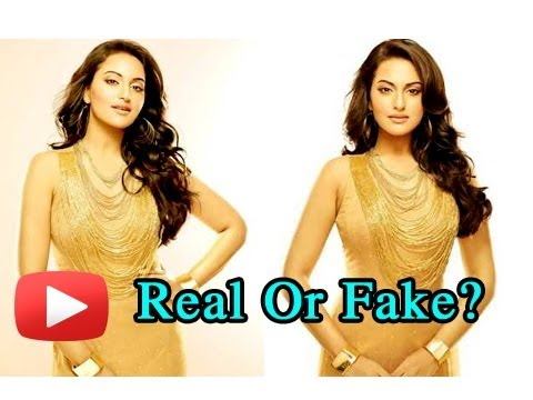 Sonakshi Sinha Loses Weight - PHOTO - Real Or Fake?