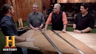 Forged in Fire: Bonus: Home Forge Blades Deliberation - Round 3 (S3, E1)   History