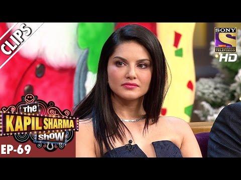 Sunny Leone meets Santa Claus - The Kapil Sharma Show – 25th Dec 2016