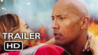 Baywatch Official Trailer (2017) Dwayne Johnson, Zac Efron