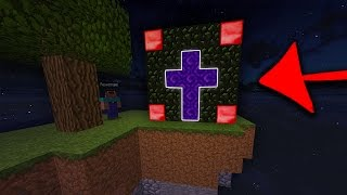 Do NOT Enter this Portal in MINECRAFT SKYBLOCK!!!