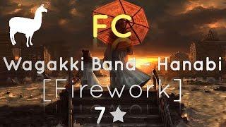 Wagakki Band - Hanabi [Firework] 7★ JUMPS FC (filsdelama)