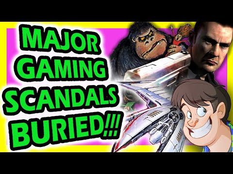 Xxx Mp4 3 Major Gaming Scandals That Were Buried Fact Hunt 3gp Sex