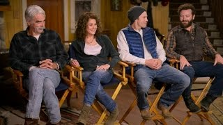 'The Ranch' | Ashton Kutcher, Danny Masterson Give Exclusive Look
