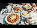 Romanian FOOD TOUR - 7 Dishes You HAVE to Try in Transylvania! 🍽