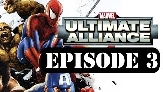 Marvel: Ultimate Alliance - Episode 3 - Saving Black Widow