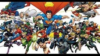 DC Announces Superhero Movie Line-Up - #CUPodcast