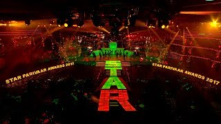 "STAR PARIWAR AWARDS ||""AAGAZ"" OF IPKKND 3 ||  BARUN SOBTI PERFORMANCE || STAR PLUS"