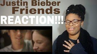 Justin Bieber - Friends // REACTION!!!