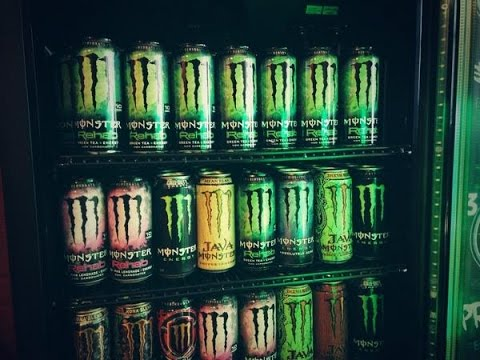 Do You Drink Monster Energy Drink? Watch This