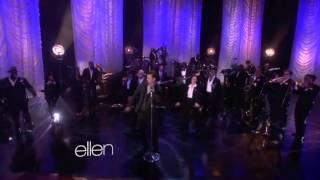 Justin Timberlake Performs Pusher Love Girl On Ellen