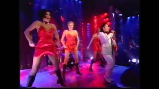 Alex Party   Dont Give me Your Life   Live TOTP 02-03-1995
