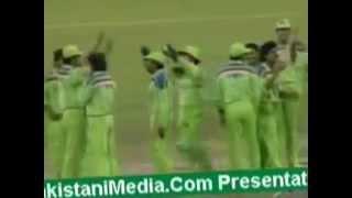 1992 Cricket World Cup Final Pakistan vs England
