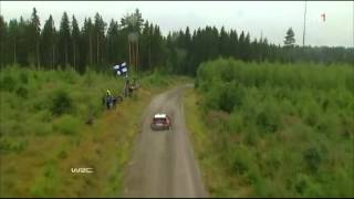 Linkin Park Ft  Steve Aoki   A Light That Never Comes WRC 2013 R08 Finland