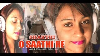 O SAATHI RE TERE BINA BHI KIYA JEENA ... SHAKTHI HD VIDEO