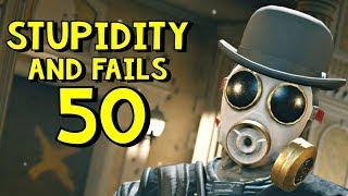 Rainbow Six Siege   Stupidity and Fails 50
