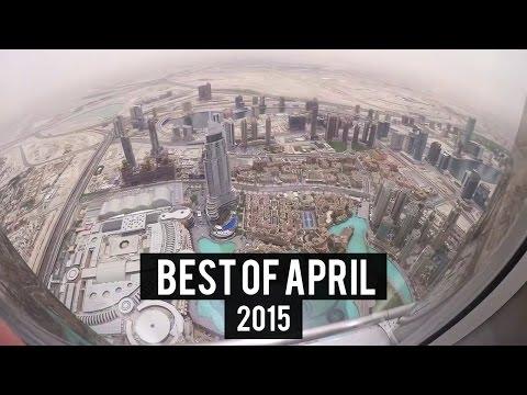 Best of April - Dubai, Bangkok, Australien - April 2015 - Zusammenschnitt