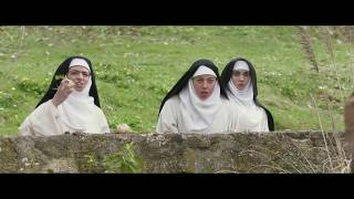 THE LITTLE HOURS New & Uncensored Trailer (2017) Alison Brie, Aubrey Plaza Comedy Movie HD