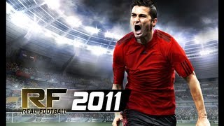 Real  Football 2011 - Android trailer