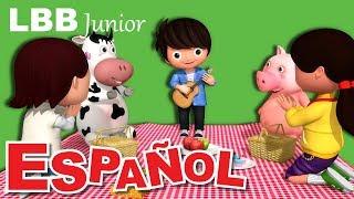 ¡Vámonos de pícnic! | Canciones infantiles | Canción original de LBB Junior