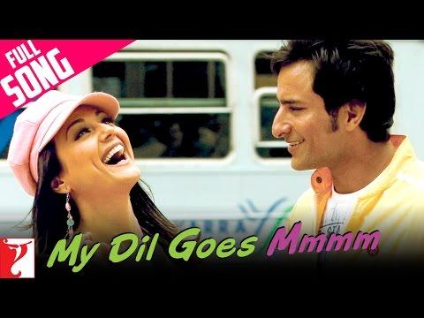 My Dil Goes Mmmm - Full Song | Salaam Namaste | Saif Ali Khan | Preity Zinta