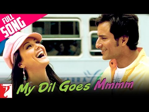 Xxx Mp4 My Dil Goes Mmmm Full Song Salaam Namaste Saif Ali Khan Preity Zinta 3gp Sex