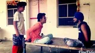 Funny video punjabi must watch HarryCheema & Bunty