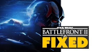 Star Wars Battlefront 2 FIXED! Did EA Learn Its Lesson? - Game News