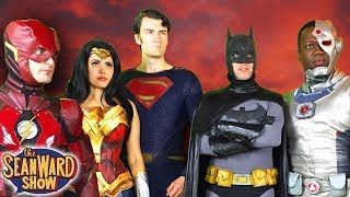 JUSTICE LEAGUE - the epic parody movie