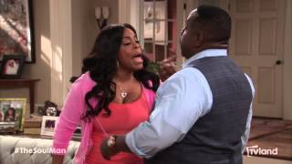 The Soul Man Blooper: Niecy Nash Goes Off