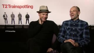 "Interview: Ewan McGregor & Jonny Lee Miller on ""T2 Trainspotting"""