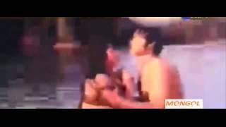 Bangla Old Movie Song - Mone Mone Joubone - Wasim & Olivia