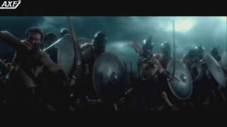 300 Rise of an empire second battle part two