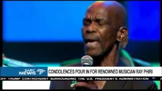 Mzwakhe Mbuli on the passing of Ray Phiri