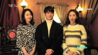 Kang Tae Oh Chúc Mừng Năm Mới Khán Giả Việt Nam cùng Miso và Junhee