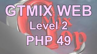 دورة تصميم و تطوير مواقع الإنترنت PHP - د 49 - قرائة و عرض بيانات XML على المتصفح