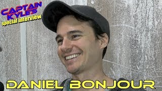 Daniel Bonjour (The Walking Dead, Frequency) - Captain Kyle Special Interview